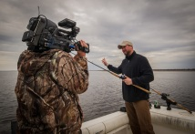 FIlming on the Rainy River