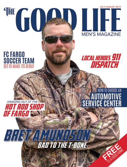 Thanks Good Life Magazine!