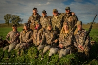 "Bret was one of the guides during filming for a ""Women's Only Hunt"" on Minnesota Bound"