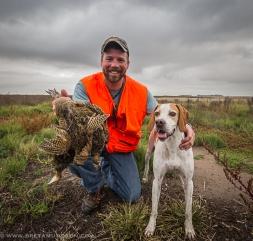 Perdiz Hunting in Argentina at Dagar Adventures Argentina