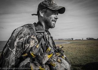 Duck Hunting in Argentina at Dagar Adventures Argentina