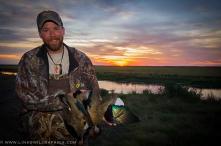Duck Hunting in Argentina at Santa Rosa Hunting Lodge