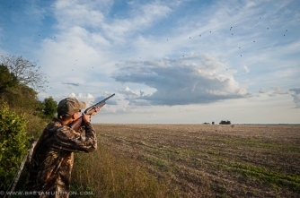 Dove Hunting in Argentina at Santa Rosa Hunting Lodge
