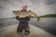 Tazin Lake lake trout